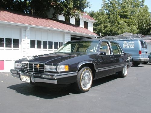 1993 Cadillac Sixty Special #9