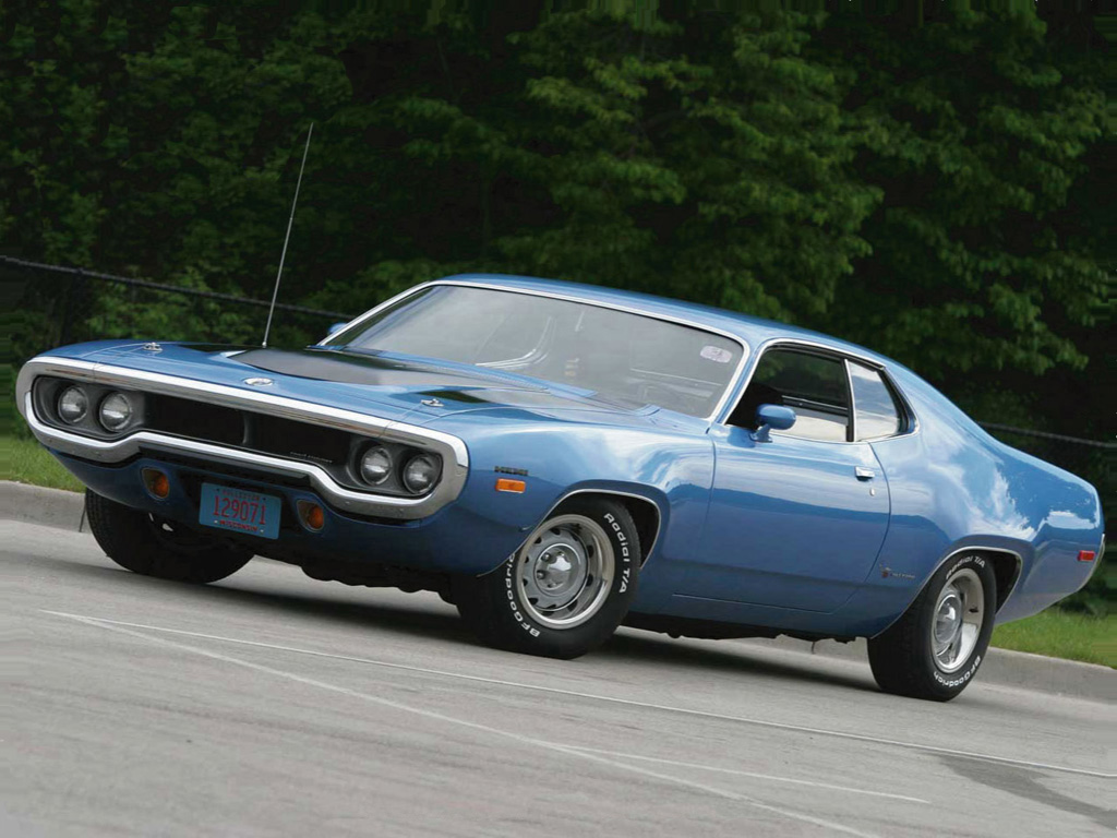 Plymouth Road Runner #2