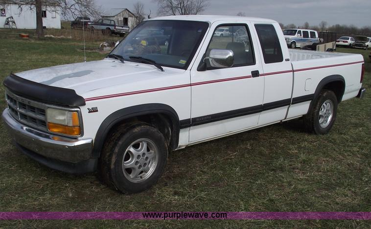 1995 Dodge Dakota #7