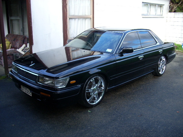 1998 Nissan Laurel #11