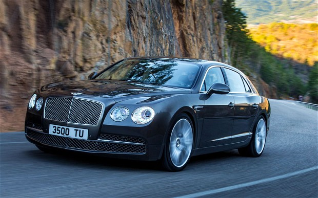 Bentley Flying Spur #9