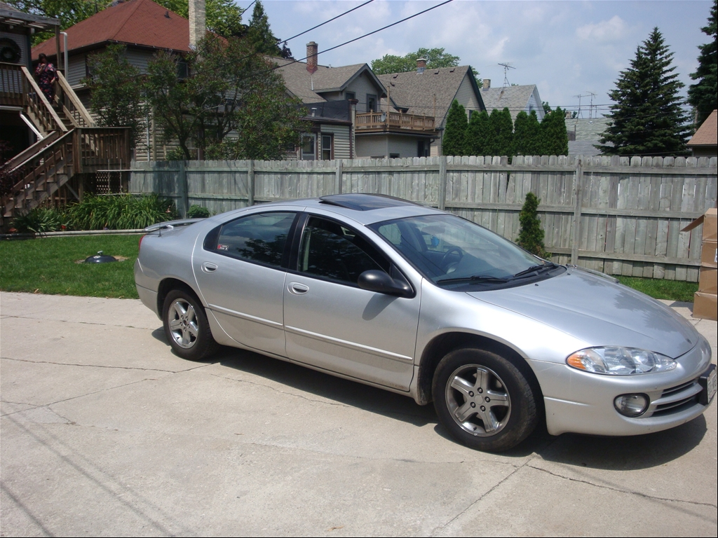 2003 Dodge Intrepid #10