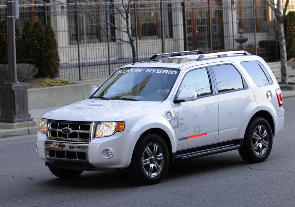 2008 Ford Escape Hybrid #8