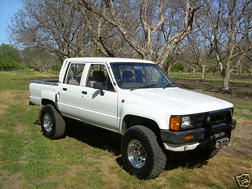1986 toyota hilux photos informations articles. Black Bedroom Furniture Sets. Home Design Ideas