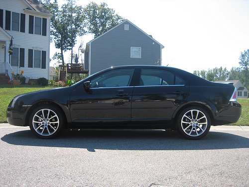 2009 Ford Fusion #11