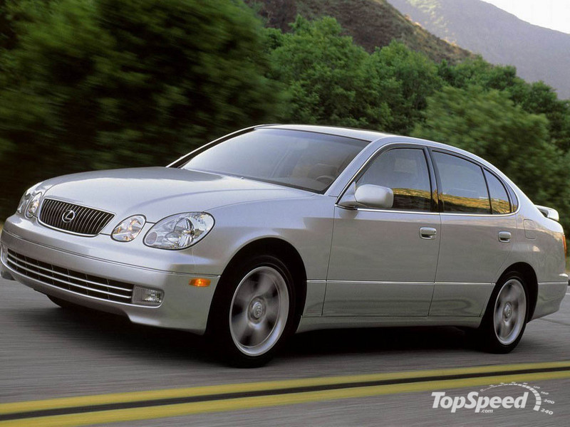2004 Lexus IS #5
