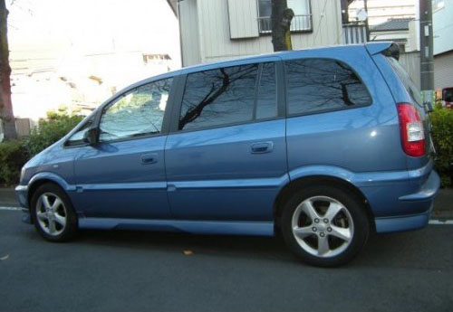 2005 Subaru Traviq #11