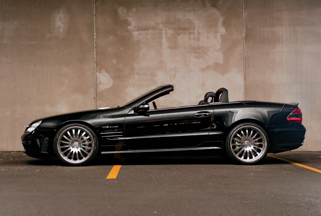 2005 Mercedes-Benz SL #8