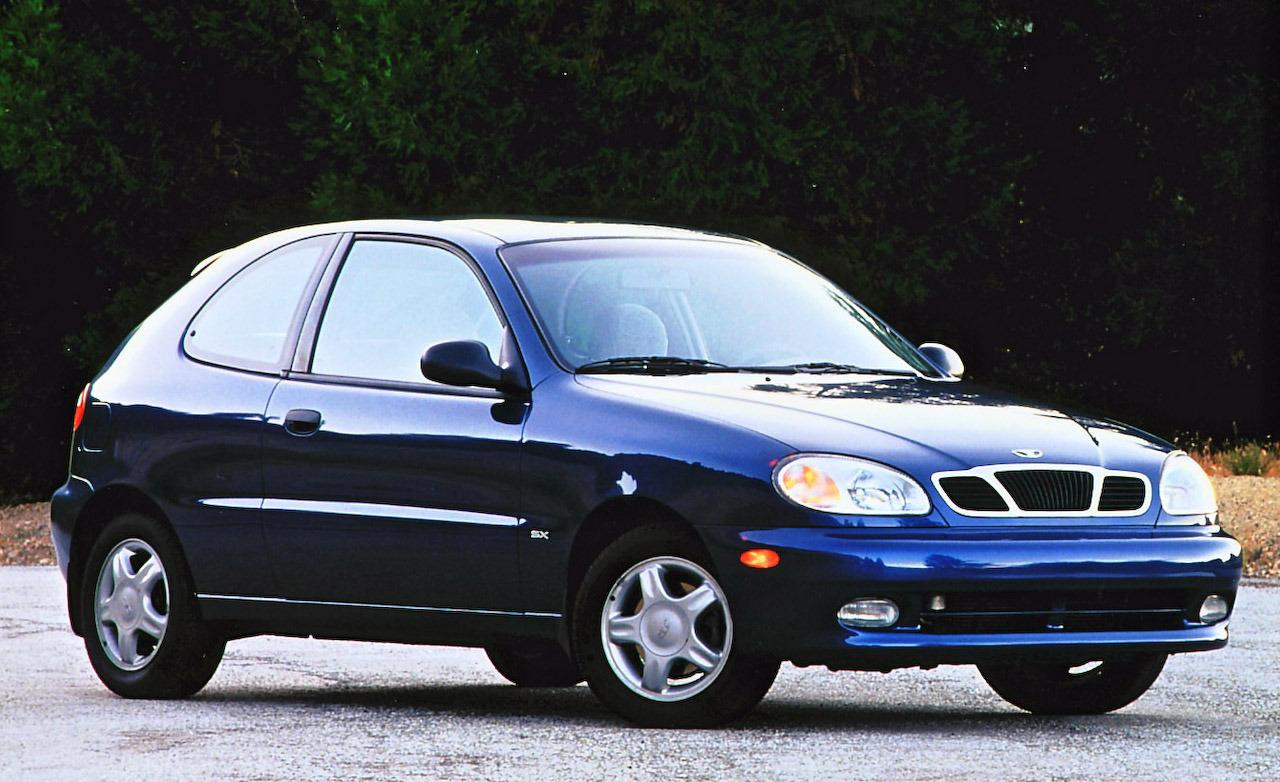 Daewoo Lanos Photos Informations Articles 2001 Electrical Wiring Diagram Get Free Image About 4
