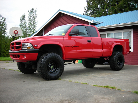 1998 Dodge Dakota #8