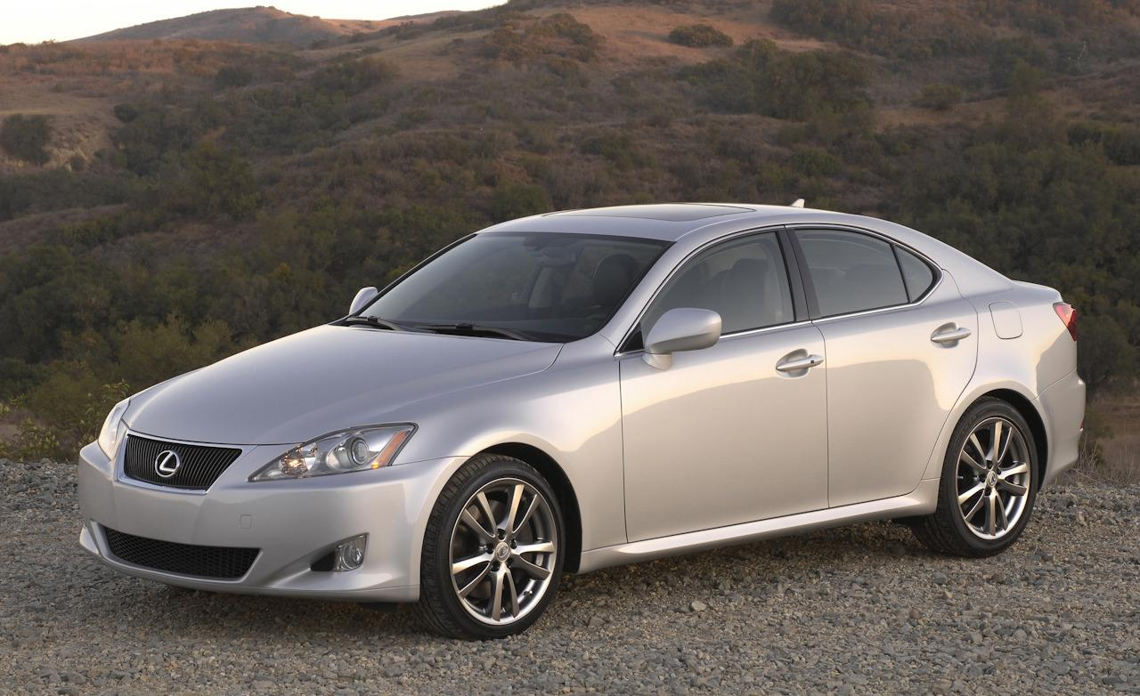 2008 Lexus Is 350 #5