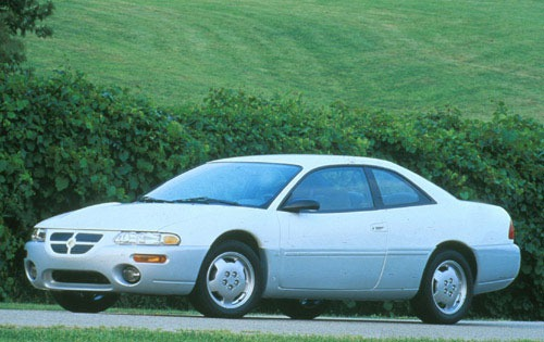 1996 Chrysler Sebring #4