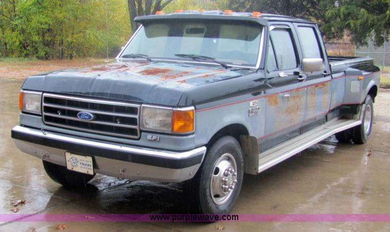 1990 Ford F-350 #13
