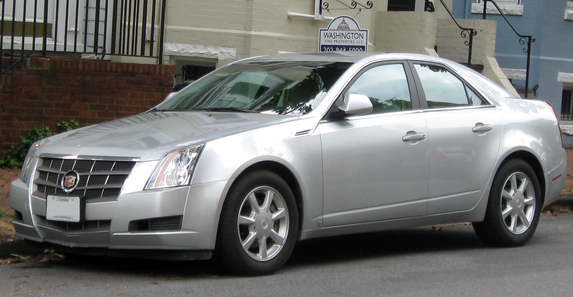 2009 Cadillac Cts Photos Informations Articles