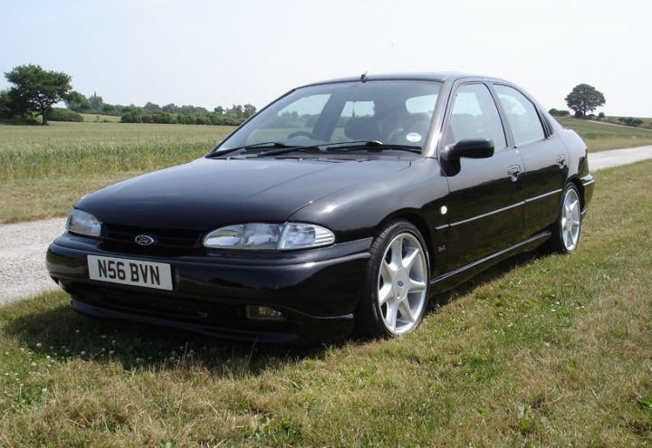 1995 Ford Mondeo #3