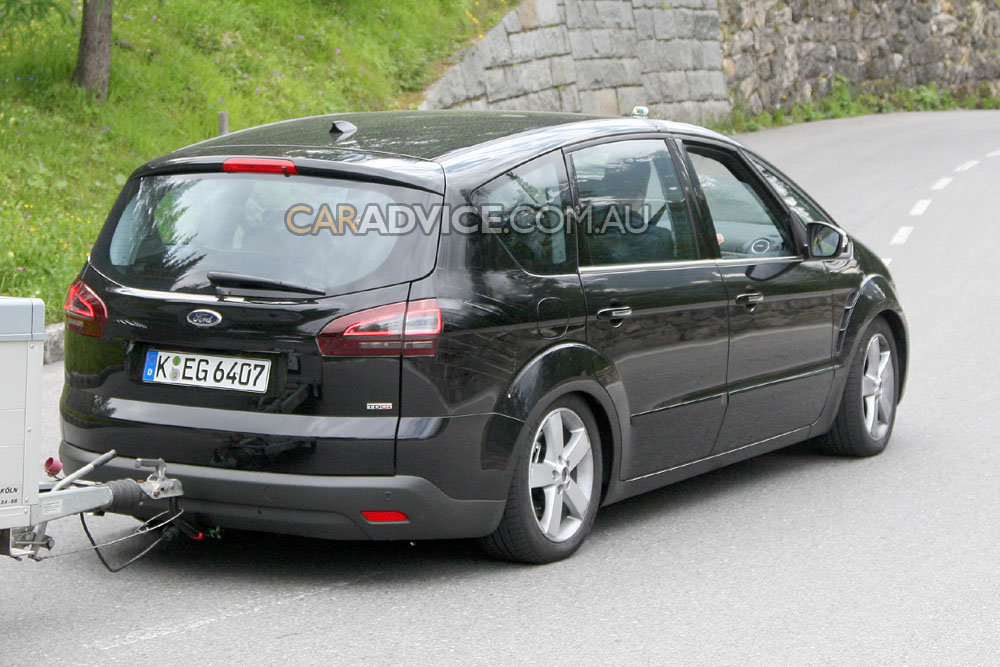2010 Ford S-Max #9