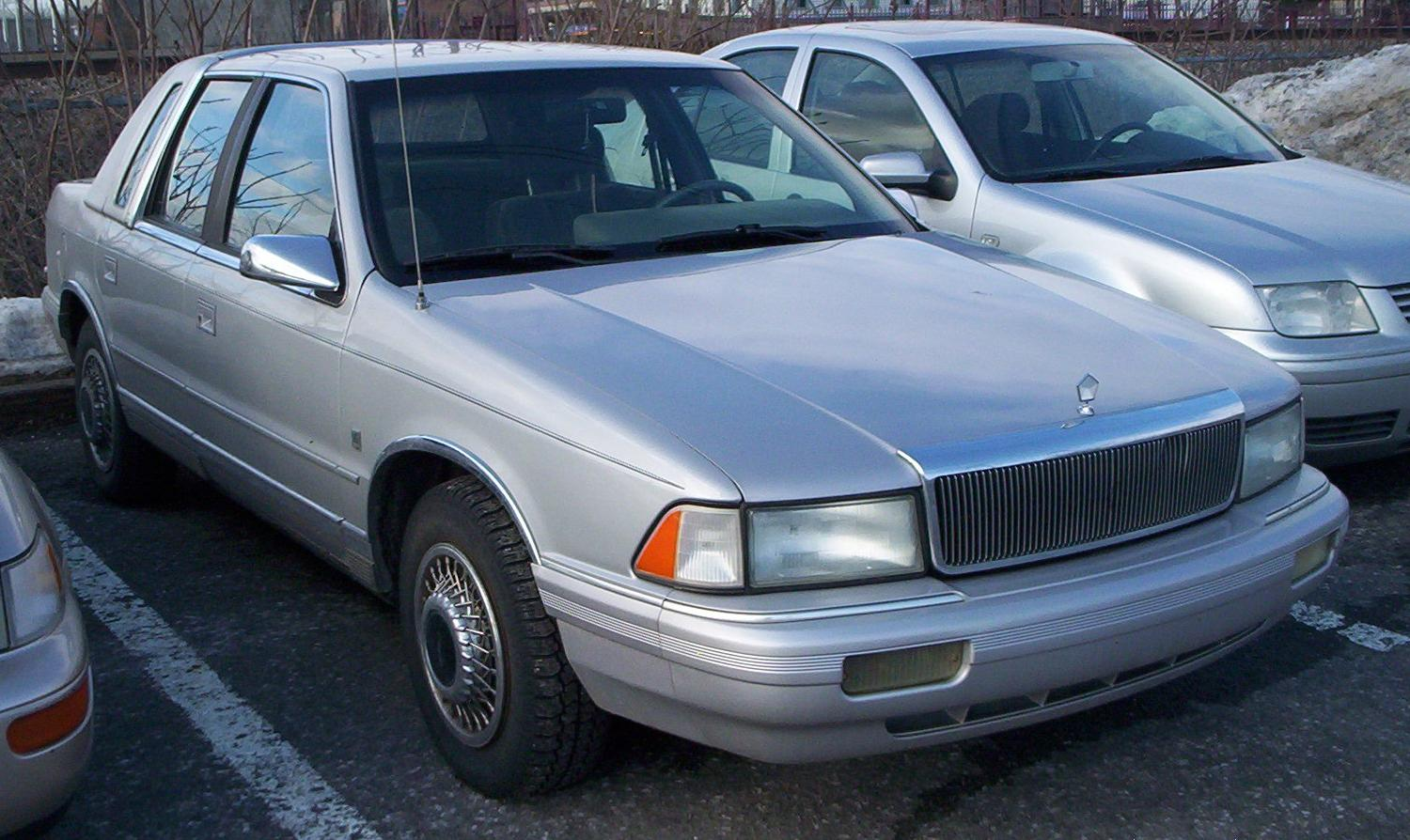 1994 Chrysler Le Baron #8