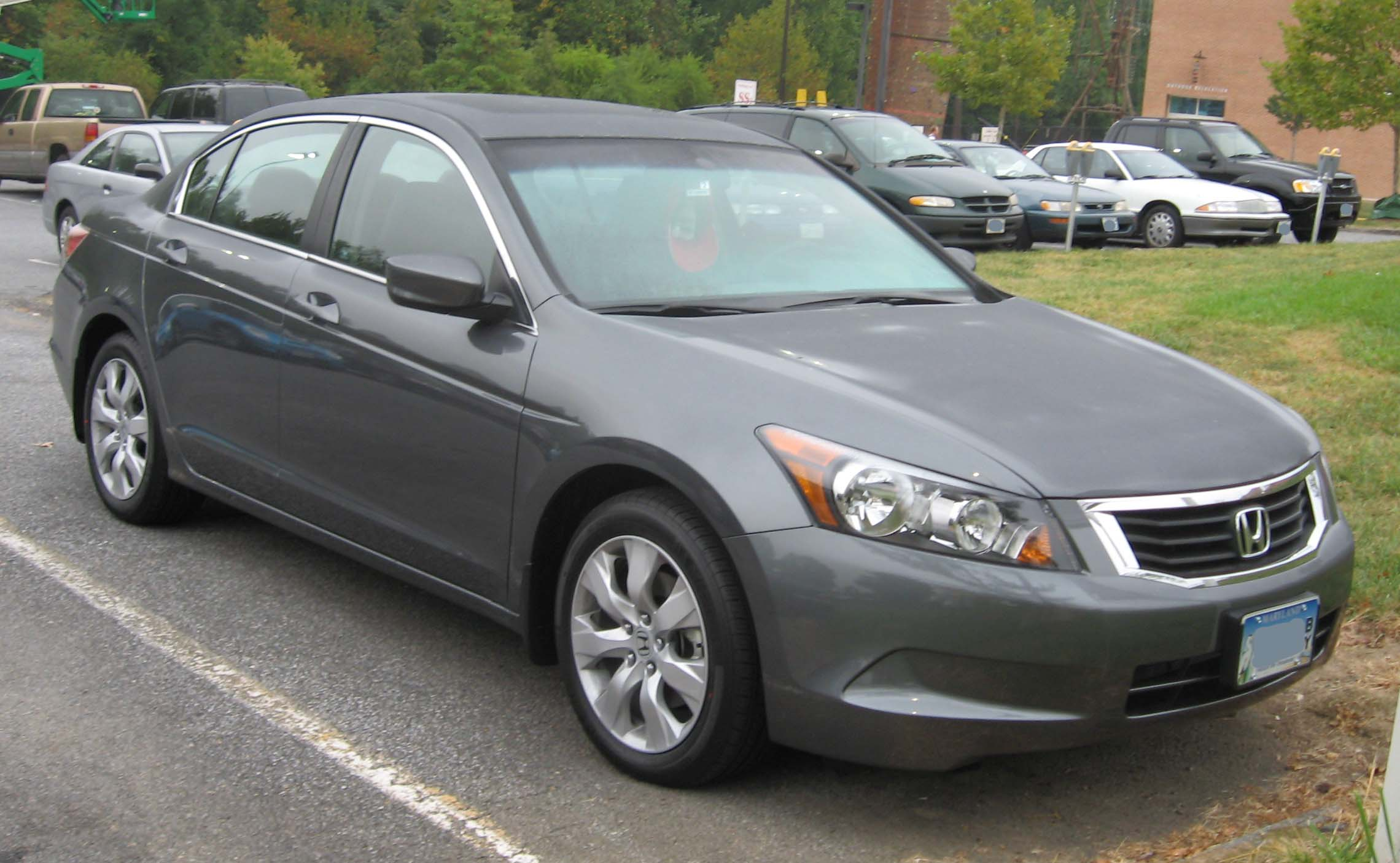 2008 Honda Accord #5