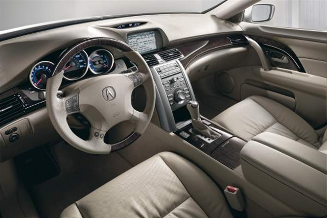 2009 Honda Legend #11