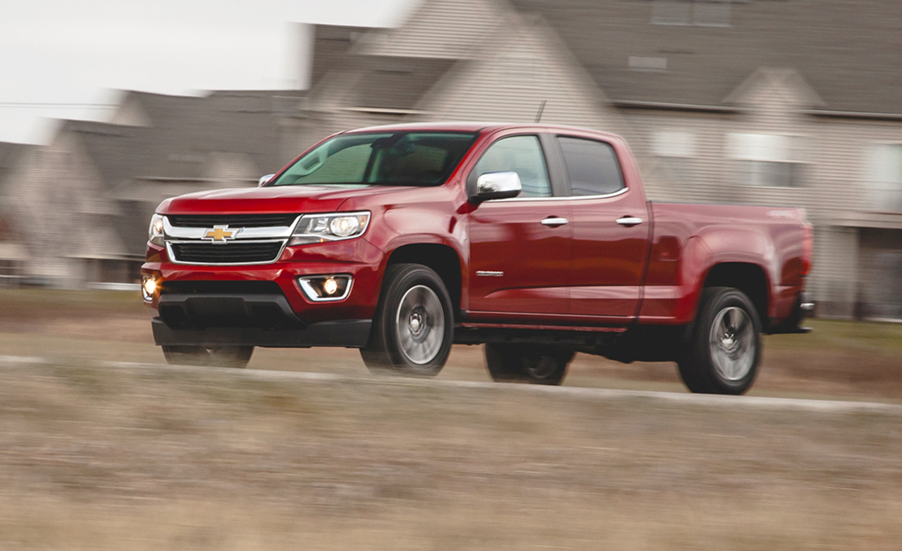 Chevrolet Colorado #11