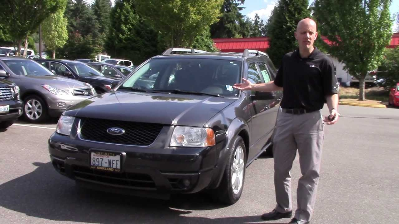 2007 Ford Freestyle #6