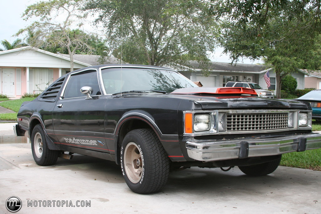 1980 Plymouth Volare #12