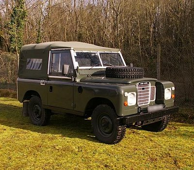 Land Rover Serie III #8
