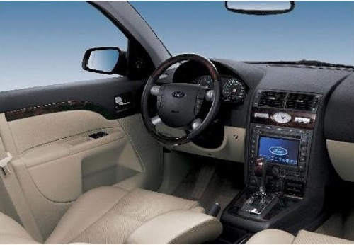 2004 Ford Mondeo #11