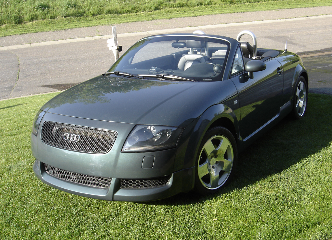 2001 audi tt photos informations articles. Black Bedroom Furniture Sets. Home Design Ideas