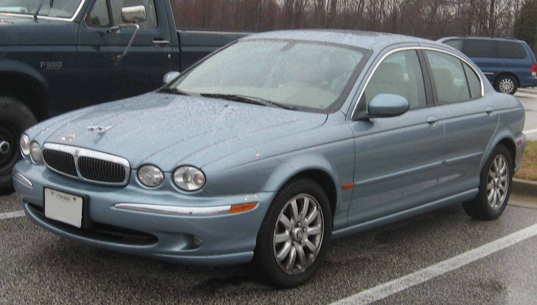 2007 Jaguar X-type #7