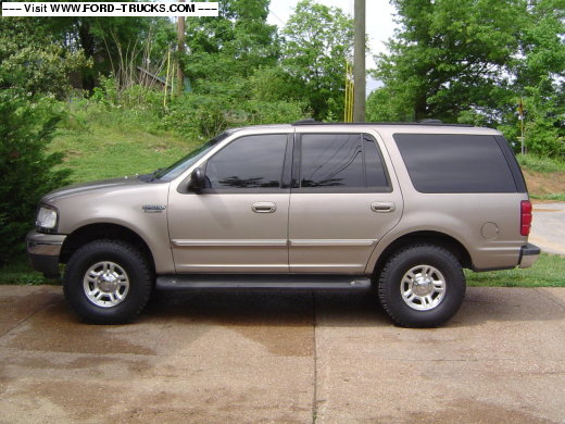 2001 Ford Expedition #4