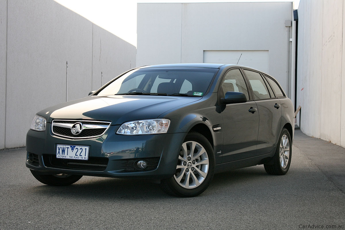 2011 Holden Commodore #3