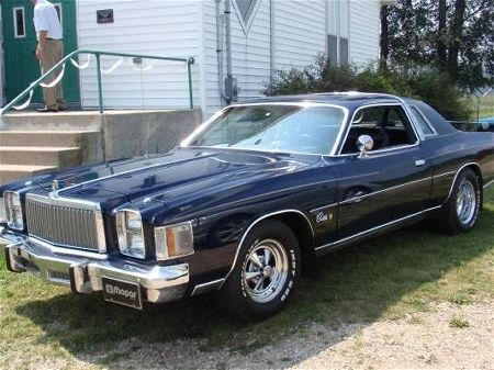 1979 Chrysler Cordoba #4