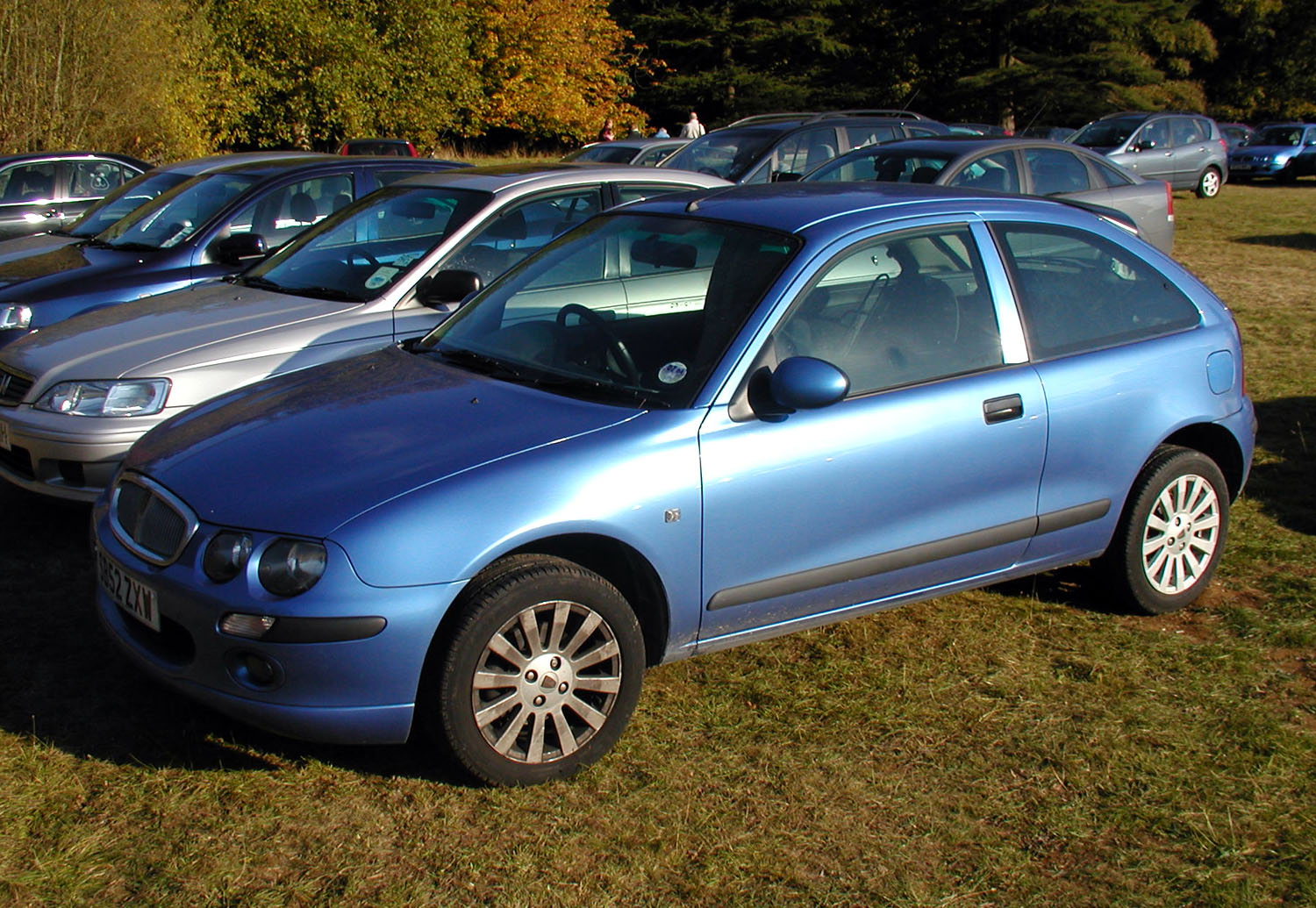 2001 MG Rover #12