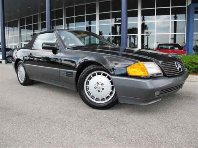 1990 Mercedes-Benz SL #16