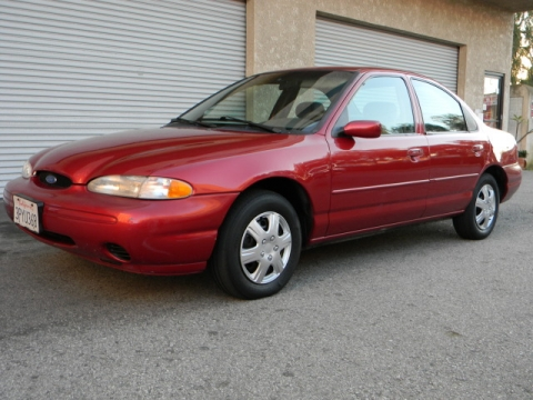 1996 Ford Contour #12