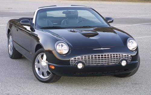 2004 Ford Thunderbird #7