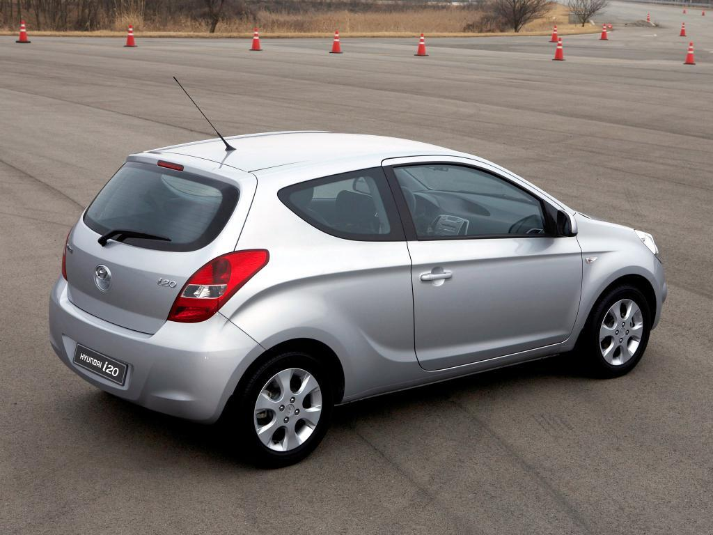 2009 hyundai i20 photos informations articles. Black Bedroom Furniture Sets. Home Design Ideas