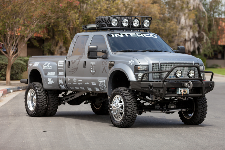 2009 Ford F-450 #9