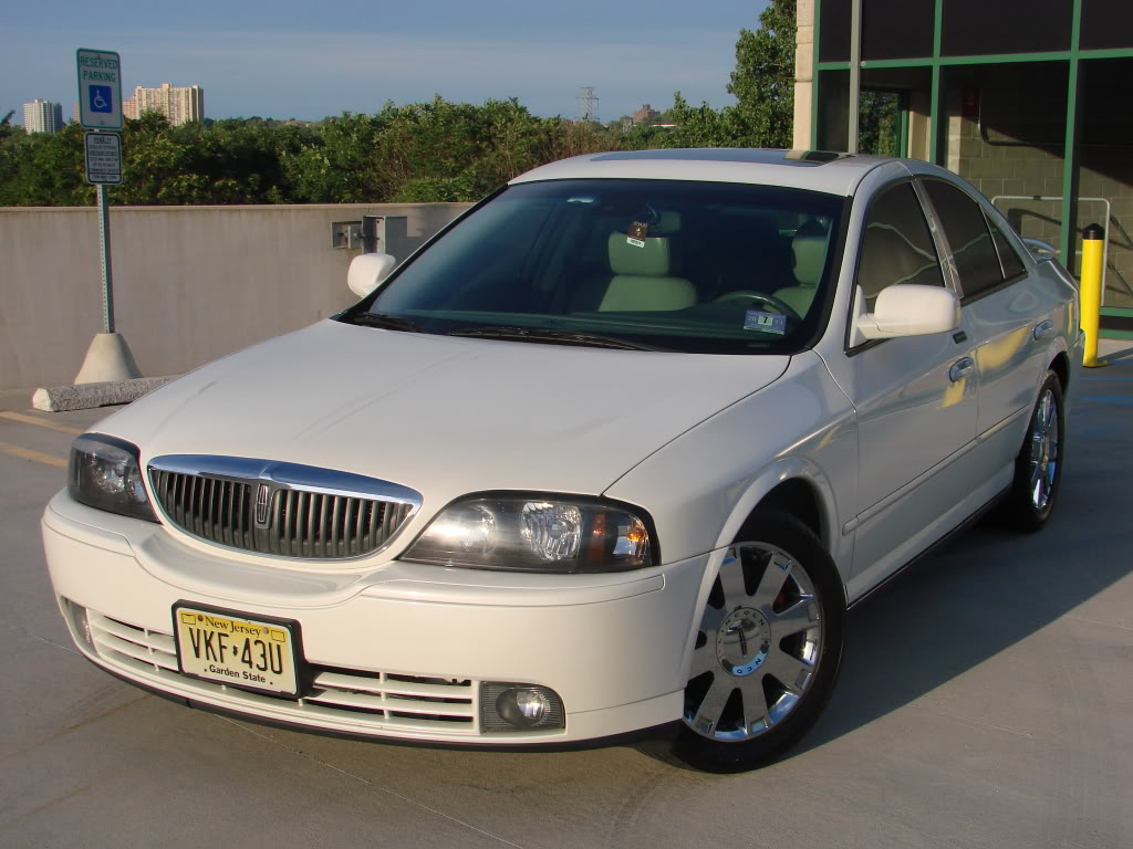 2003 Lincoln Ls #7
