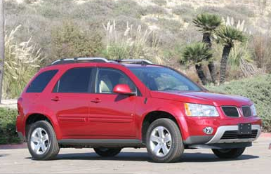 2006 Pontiac Torrent #13