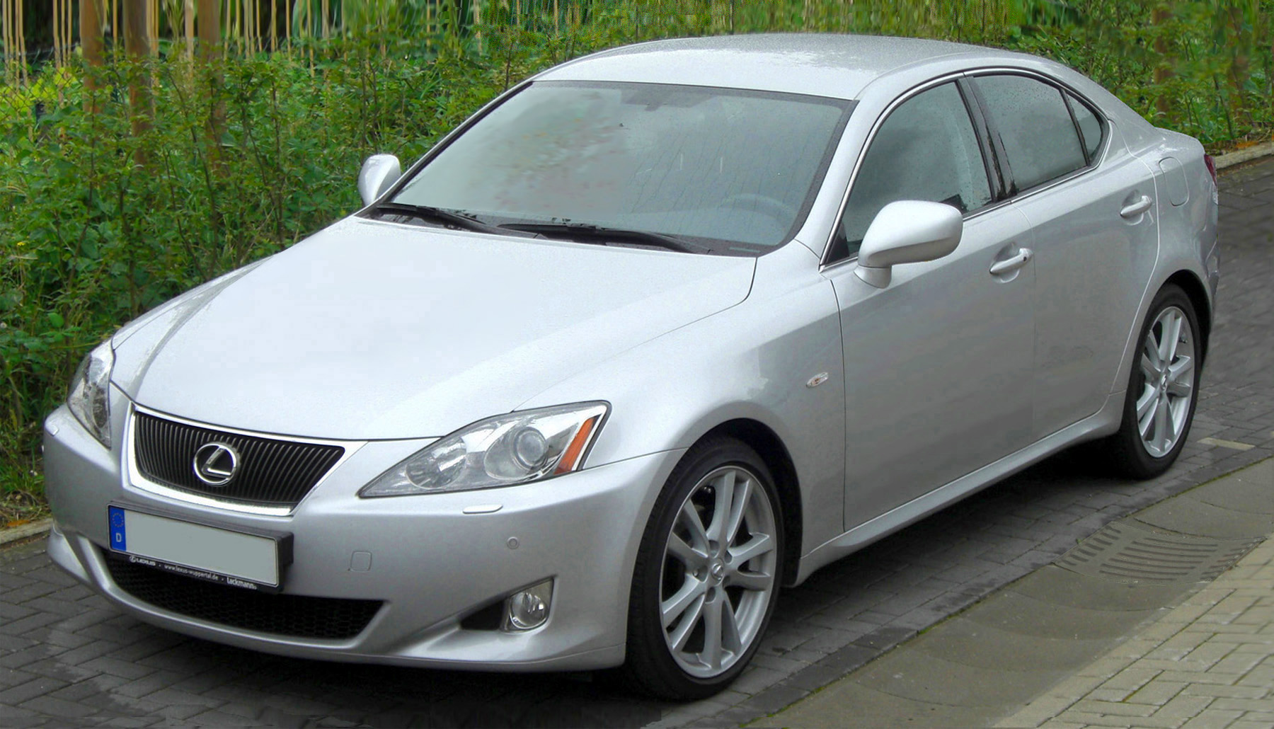 2008 Lexus Is 250 #3