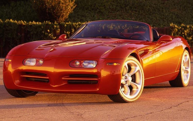 1997 Dodge Copperhead #2