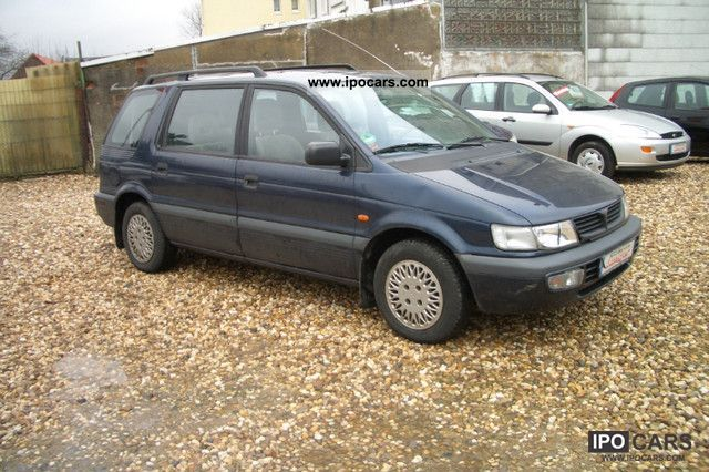 1997 Mitsubishi Space Wagon #6