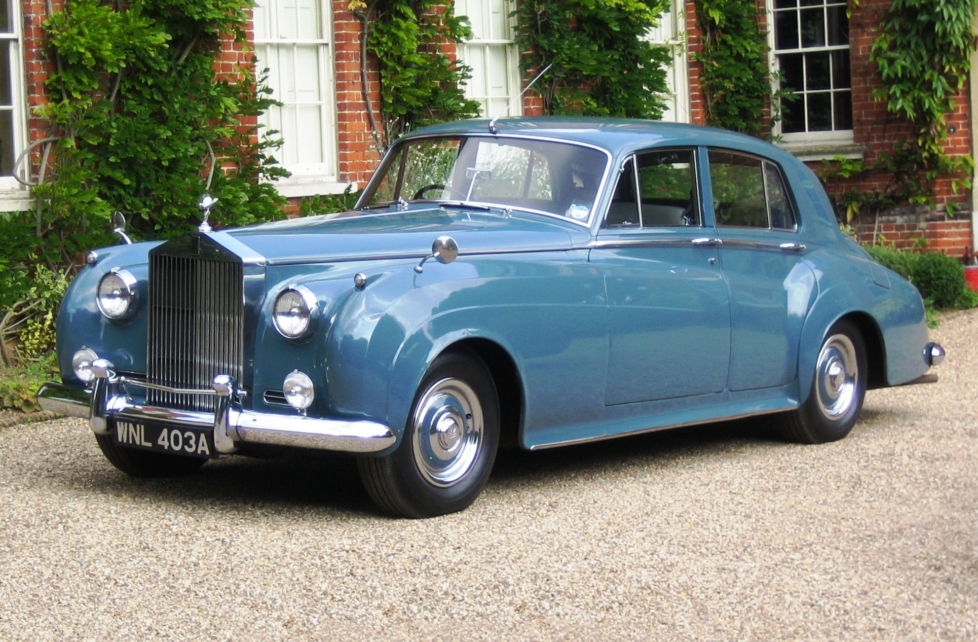 1959 Rolls royce Silver Cloud #10