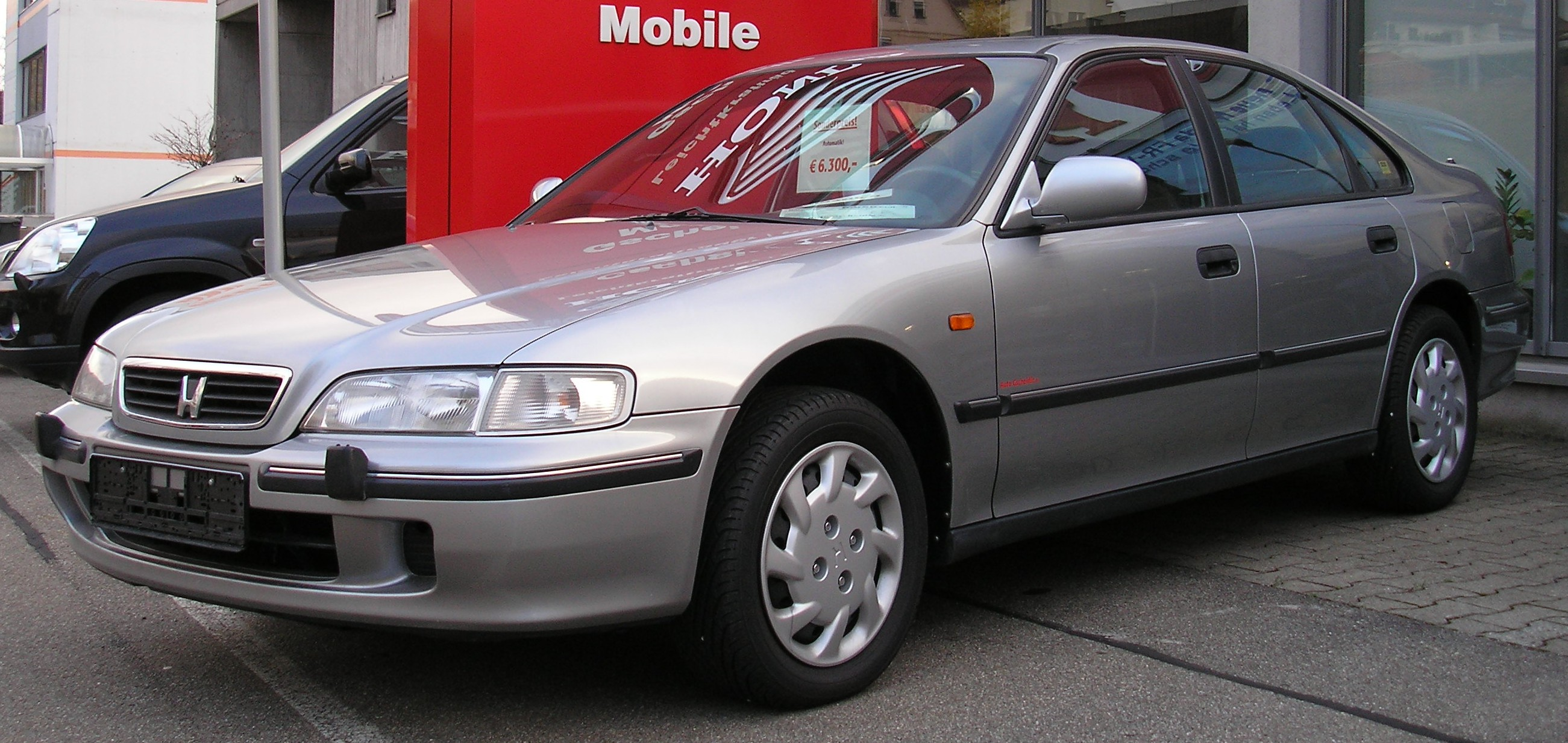 1995 Honda Accord #6