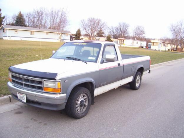 1991 Dodge Dakota #3