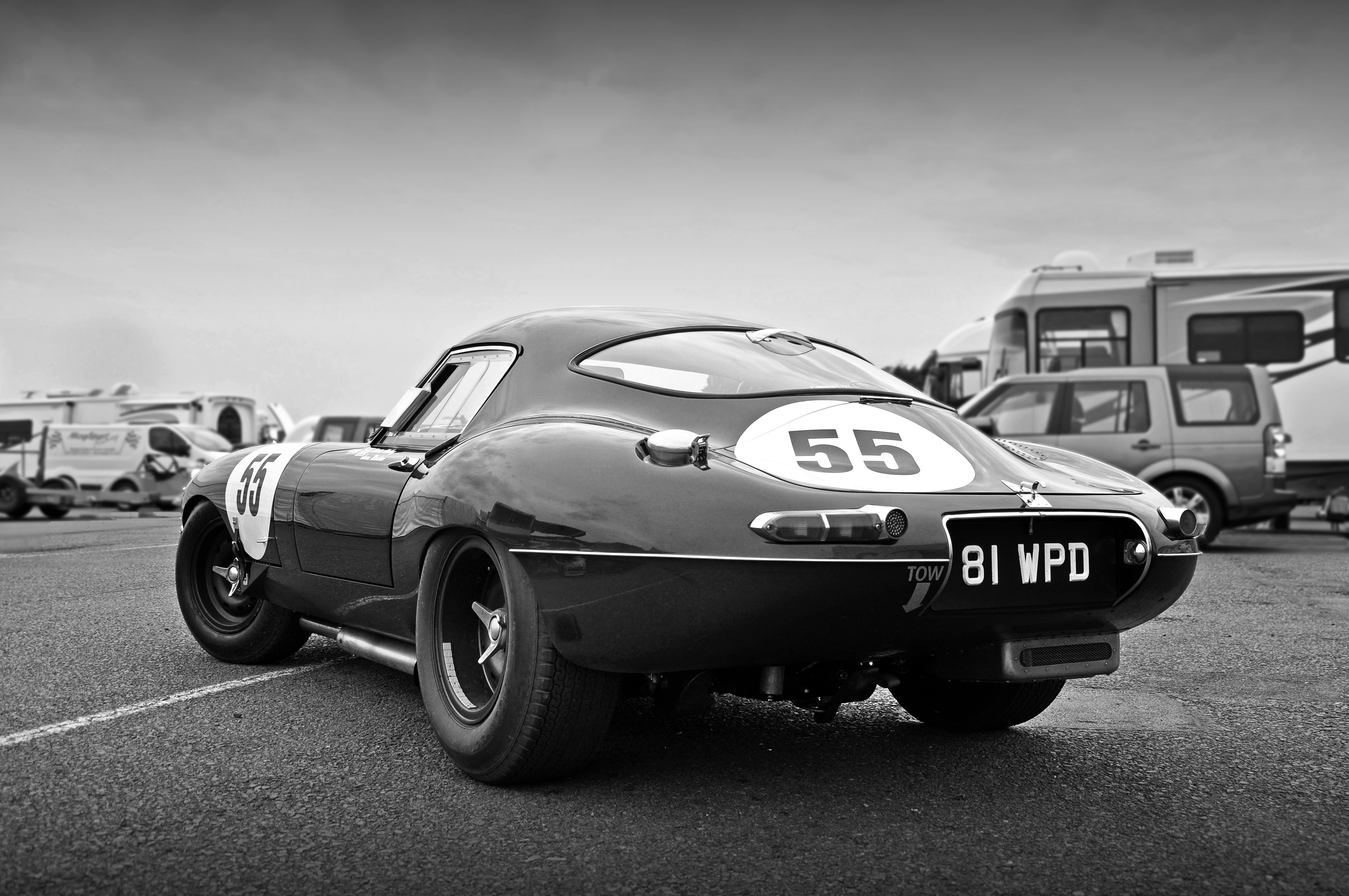 Jaguar E-Type #17