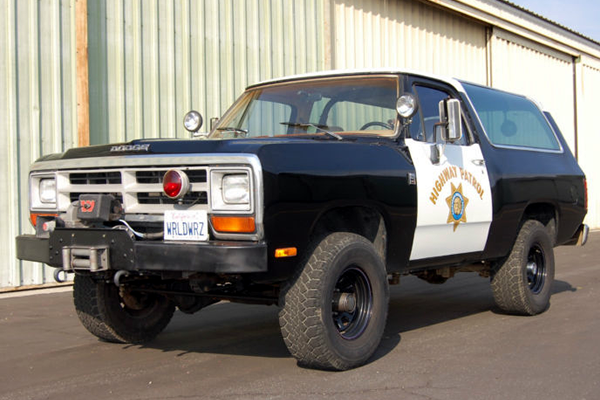 Dodge Ramcharger #9