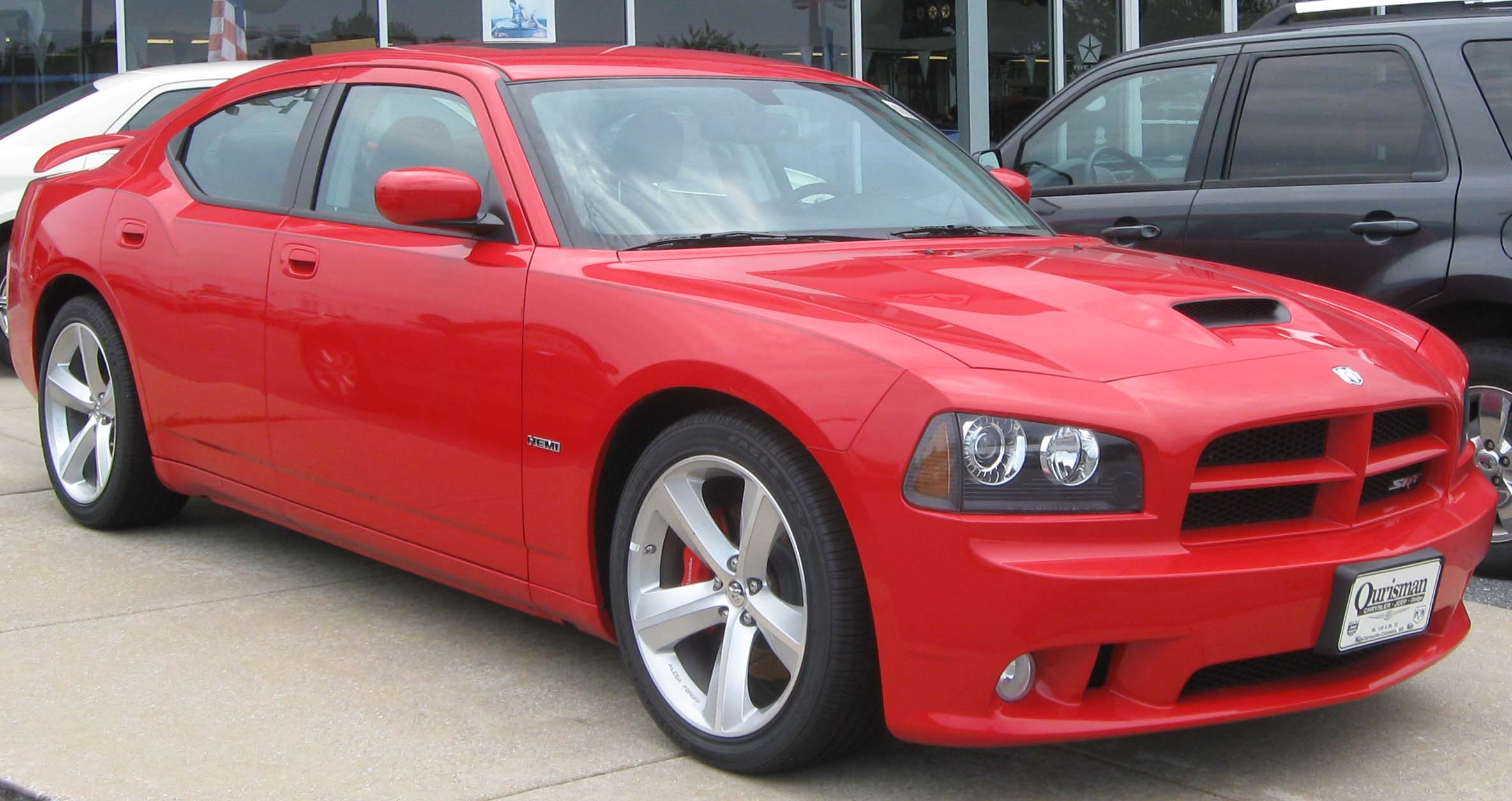2010 Dodge Charger #9